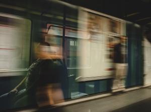 Berlin S-Bahn August 2017