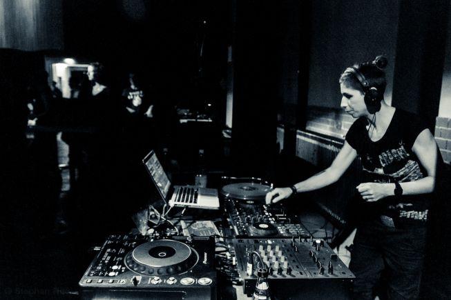 DJ Ipek @Radialsytem