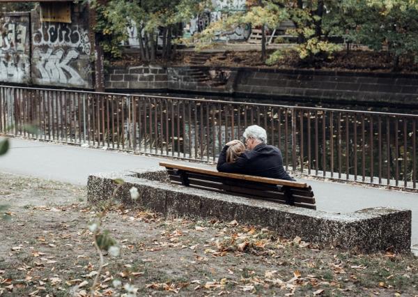 Berlin Kreuzberg Oktober 2018